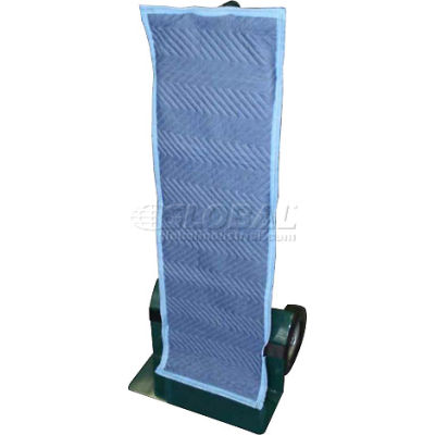 American Moving Supplies Padded Blue Quilted Fabric Hand Truck Cover FC1023-R