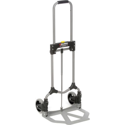 Global Industrial™ Best Value Folding Hand Cart 150 Lb. Capacity