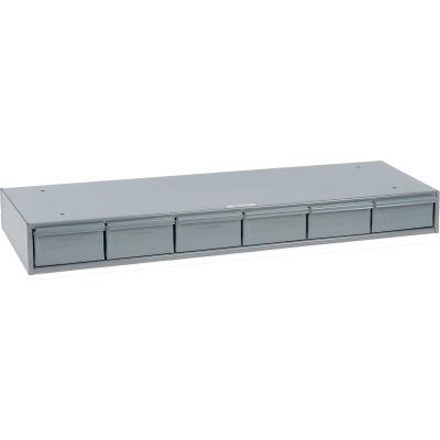 Durham Steel Storage Parts Drawer Cabinet 002-95 - 6 Drawers