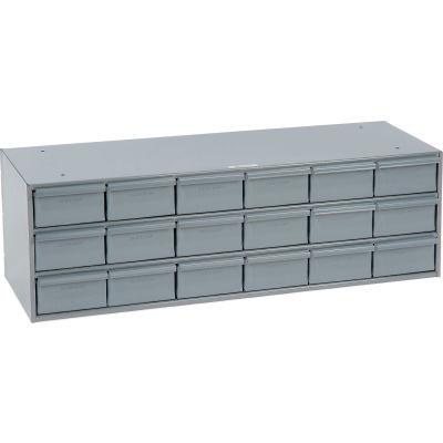 Durham Steel Storage Parts Drawer Cabinet 032-95 - 18 Drawers