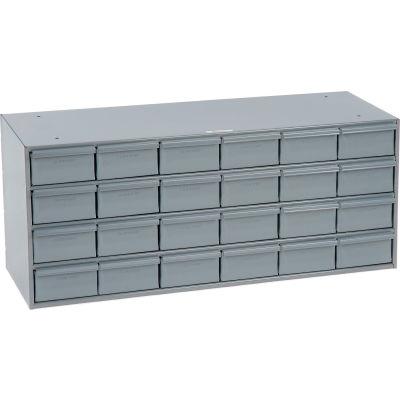 Durham Steel Storage Parts Drawer Cabinet 031-95 - 24 Drawers