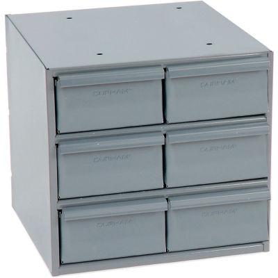 Durham Steel Storage Parts Drawer Cabinet 001-95 - 6 Drawers