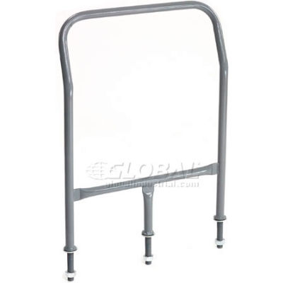 Additional Handle for Global Industrial™ 52 x 25 Best Value Plastic Deck Platform Trucks