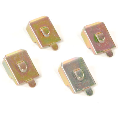 Global Industrial™ Extra Shelf Clips Set Of 4