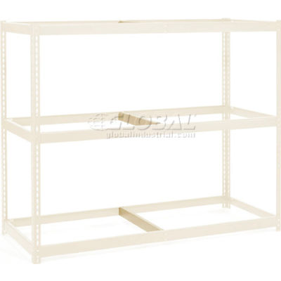 "Global Industrial™ 24"" Long Tan Center Deck Support"