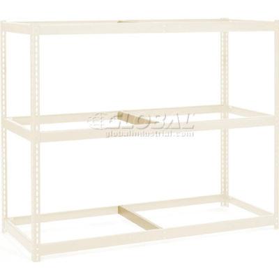 "Global Industrial™ 36"" Long Tan Center Deck Support"