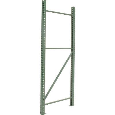 """Pallet Rack Upright Frame 48""""D x 96""""H"""