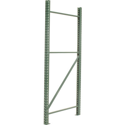 "Global Industrial™ Pallet Rack Upright Frame 42""D x 96""H"