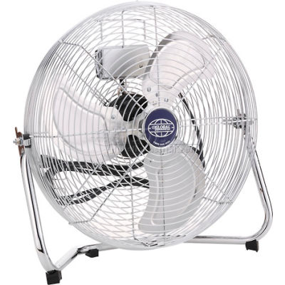 "Global Industrial™ 18"" Industrial Floor Fan - 4550 CFM - 1/8 HP"