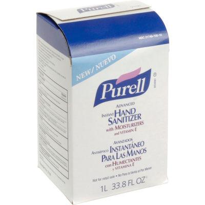 PURELL® Advanced Hand Sanitizer Gel - 8 Refills/Case 2156-08