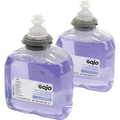GOJO® Premium Foam Handwash with Skin Conditioners - 2 Refills/Case - 5361-02
