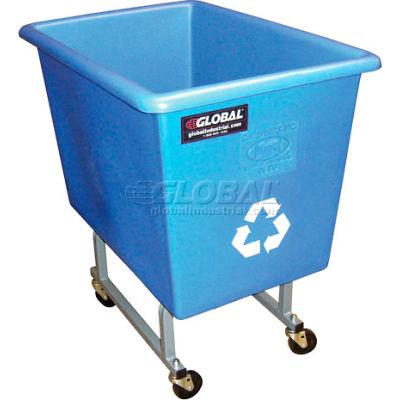 Elevated Poly Recycling Trucks - 4 Bushel