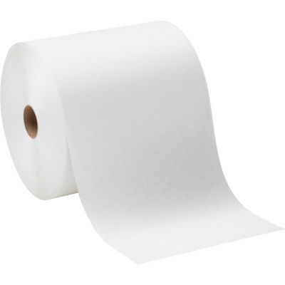 GP Preference White High Capacity Roll Towel, 1000'/Roll, 6 Rolls/Case - 26100