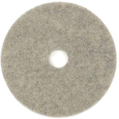 "Global Industrial™ 20"" Burnisher Pad, Low Freq., Hard Finish - 5 Per Case"
