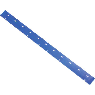"""Global Industrial™ Replacement Polyurethane Rear Squeegee Blade for 26"""" Scrubber"""
