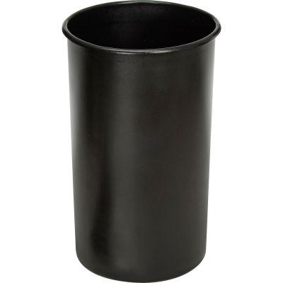 35 Gallon Plastic Liner for Aluminum Trash Cans - 35LBK