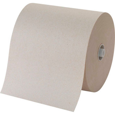 GP Pacific Blue Ultra Brown Paper Towels, 1150'/Roll, 3 Rolls/Case - 26496
