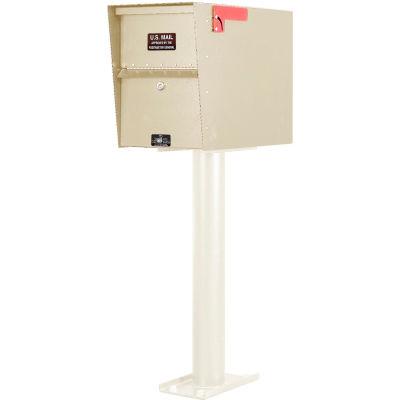Jayco Standard Letter Locker Mailbox Tan