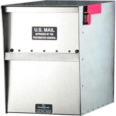 Jayco Standard Rear Access Stainless Letter Locker Mailbox