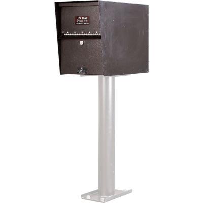 Jayco Standard Light Duty Letter Locker Mailbox Bronze