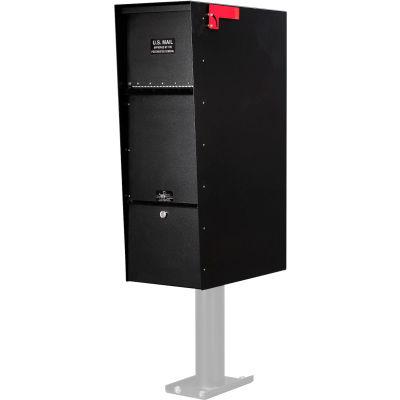 Jayco Supreme Letter Locker Mailbox Black