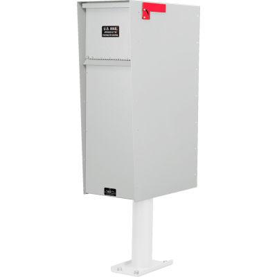 Jayco Supreme Rear Access Letter Locker mailbox White