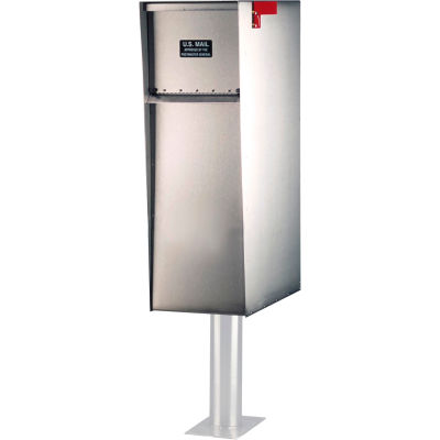 Jayco Supreme Rear Access Stainless Letter Locker Mailbox