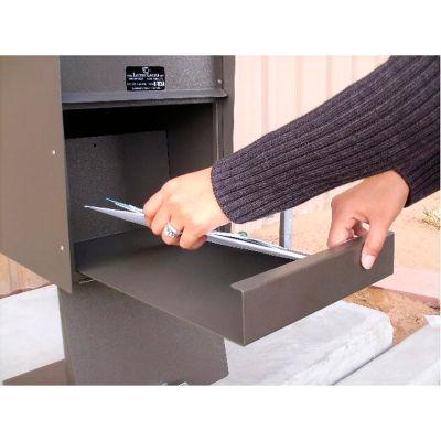 Jayco Sliding Mail Tray For Supreme Bronze