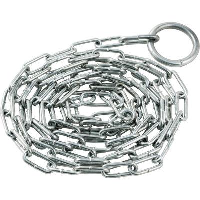 Global Industrial™ 10' Steel Bollard Security Chain