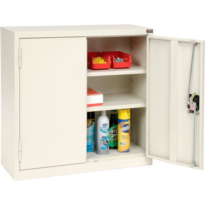 Global Industrial™ Wall Storage Cabinet Assembled 30 x 12 x 30 White