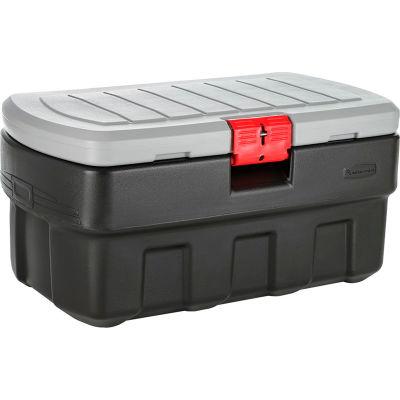 United Solutions ActionPacker Lockable Storage Box 35 Gallon 32-1/4 x 20 x 17-1/4