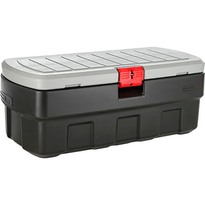 United Solutions ActionPacker Lockable Storage Box 48 Gallon 44-1/4 x 20-5/8 x 17-1/4