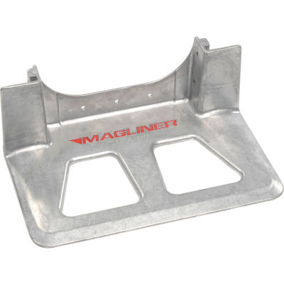 "Cast Aluminum 18"" x 7-1/2"" Nose Plate 300201 for Magliner® Hand Trucks"