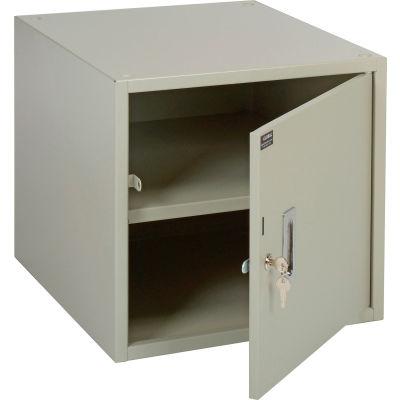 "Global Industrial™ Storage Workbench Cabinet 17-1/4""W x 20""D x 16""H - Tan"