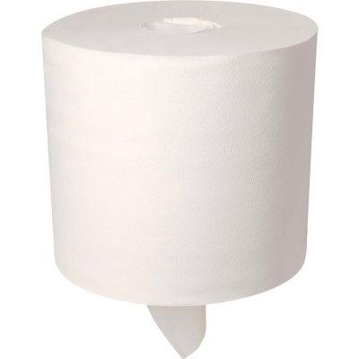 GP SofPull White Premium High Capacity Centerpull Towels, 560 Sheets/Roll, 4 Rolls/Case - 28143