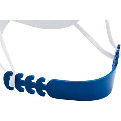 Global Industrial™ Face Mask Ear Savers, Blue, 50/Bag