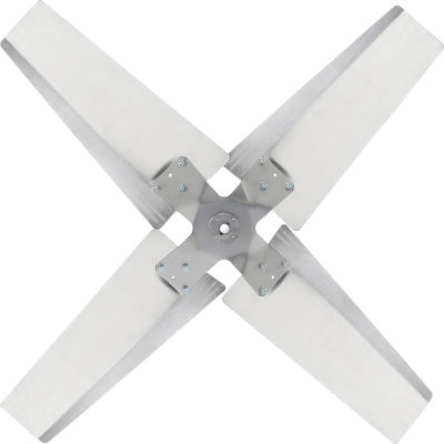 """Replacement Fan Blades for Global Industrial™ 42"""" Blower Fan, Model 600554"""