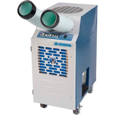 Kwikool® 1.1-ton Portable Air Conditioner, KPAC1411-2, 13,700 BTU