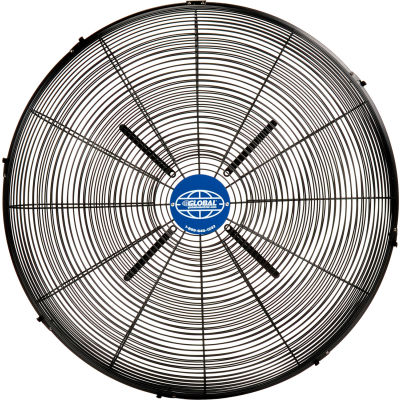 """Replacement Front & Rear Fan Grille for Global Industrial™ 24"""" Outdoor Fans 292448 & 292450"""