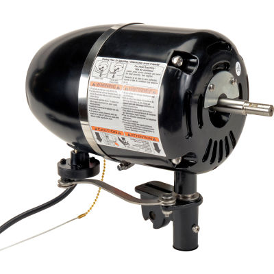 Replacement 3/10 HP Motor for Global Industrial™ 30 Inch Outdoor Fans 292449 & 292451