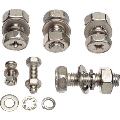 Replacement Hardware Kit for Global Outdoor Wall Fans 292450 & 292451