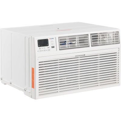 Global Industrial™ Wall Air Conditioner 14000 BTU - Cool Only - Wifi Enabled - 208/230V