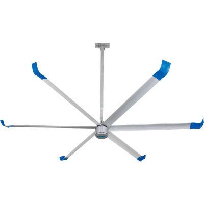 Global Industrial™ 16' HVLS Ceiling Fan - BLDC Motor - 199680 CFM - 208/240V