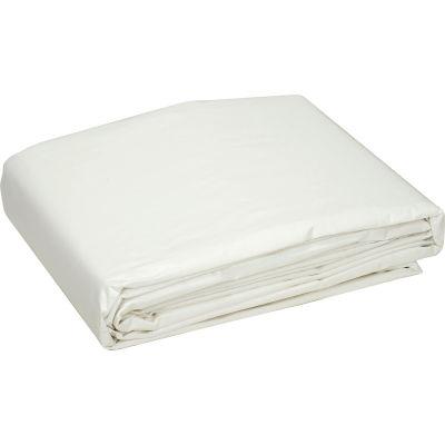 Global Industrial™ 10' x 30' Medium Duty 6 oz. Tarp, White