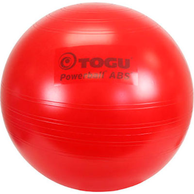 TOGU® ABS® Powerball Premium, 75 cm (30 in), Red