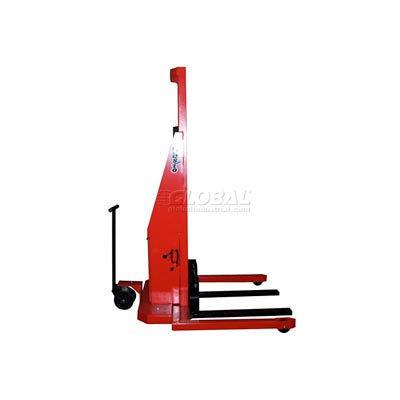 "PrestoLifts™ Battery Powered Lift Stacker WPS5036-30 3000 Lb. 50"" Straddle"