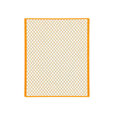 Global Industrial™ 4' W Machinery Wire Fence Partition Panel