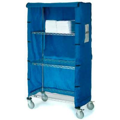 "Nylon Cover, Blue, 48""W x 24""D x 63""H"