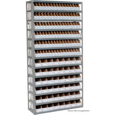 Global Industrial™ Steel Open Shelving 13 Shelves No Bin - 36x12x73
