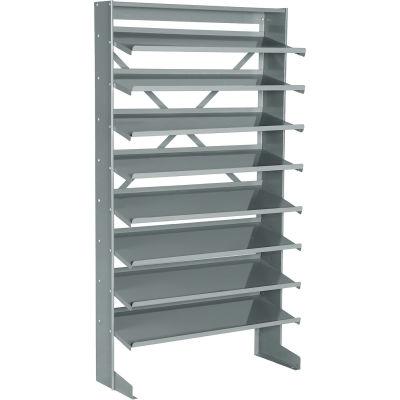 Global Industrial™ Floor Pick Rack Without Bins